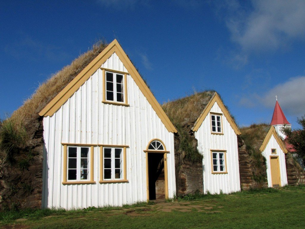 Museum of peat houses