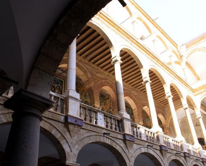 """""""Palazzo dei Normanni"""" (Palace of the Normans)"""