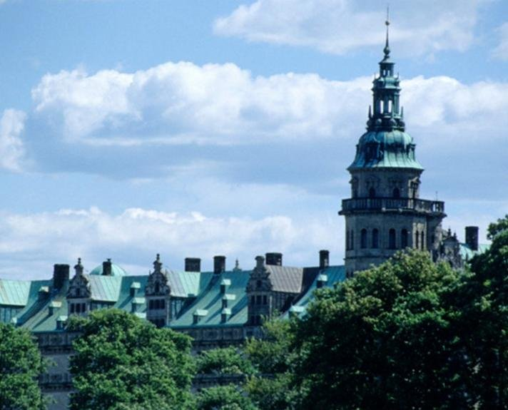 Kronborg Slot (or Helsingor castle)
