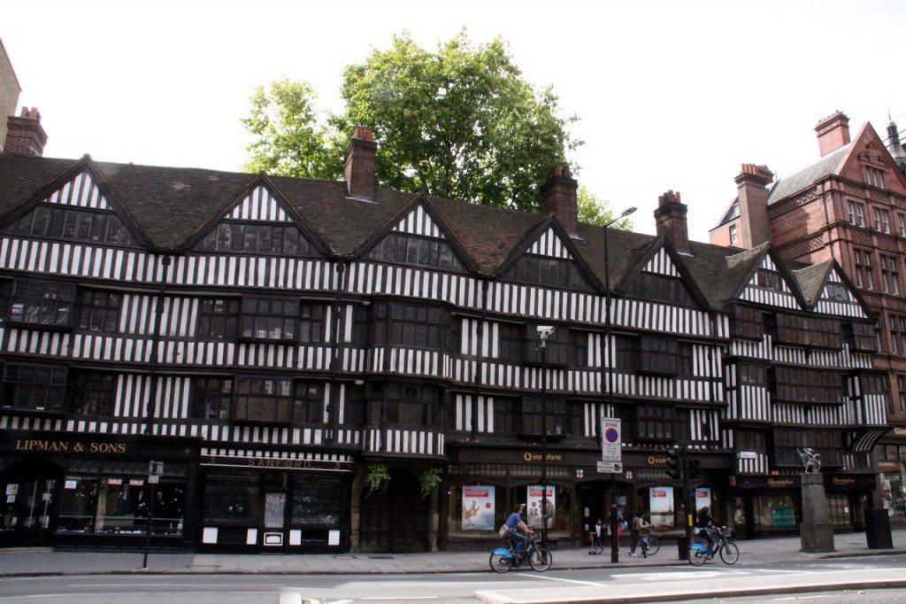 Casa Staple Inn