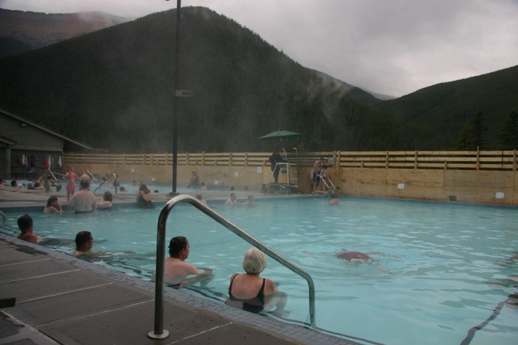 Miette Hot Spring