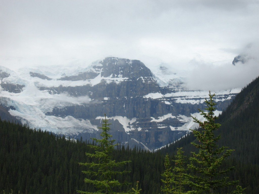 Columbia Icefield - Stutfield Peak