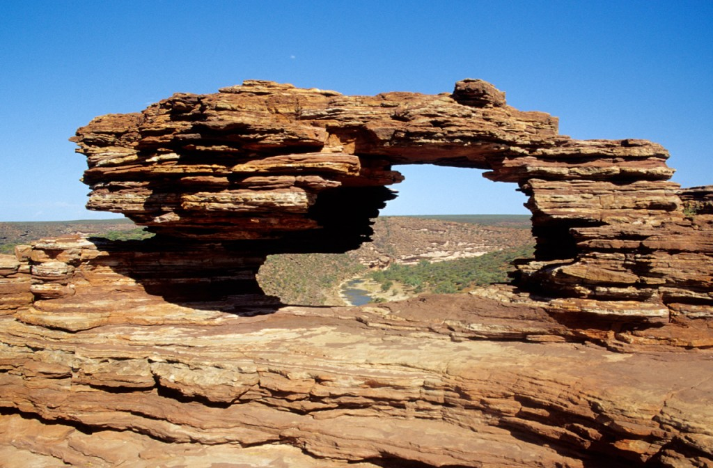 Kalbarri National Park Nord