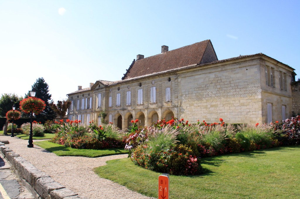 Fortified town of Saint-Emilion