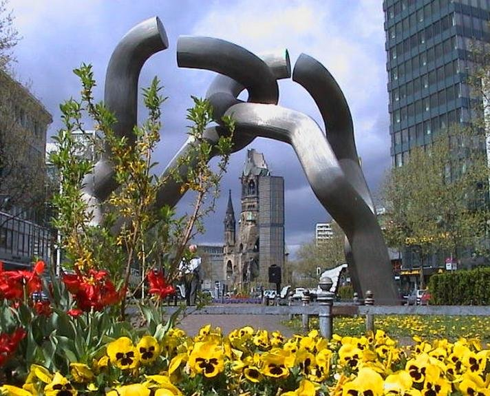 "Sculpture ""Berlin"""