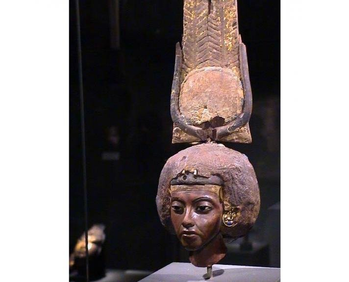Egyptian Museum - Queen Teje