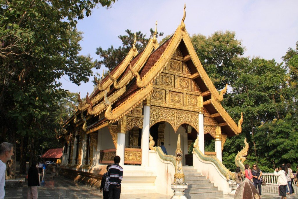 Tempio Wat Phra That Cham Kitti