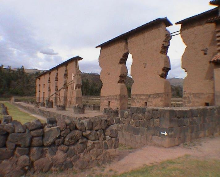 Sacred temples to the Incas