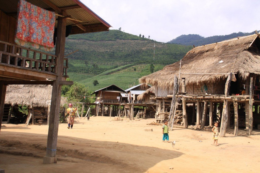 Akha ethnic group